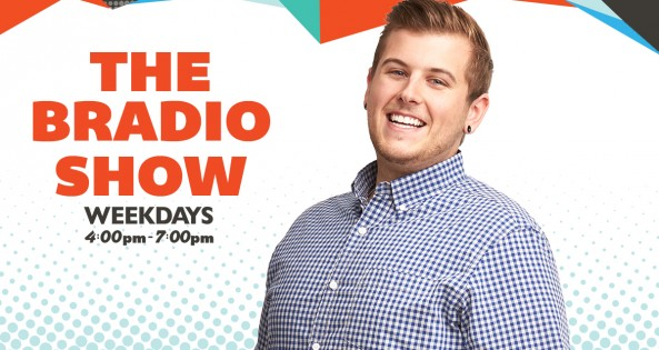 The Bradio Show with Brady