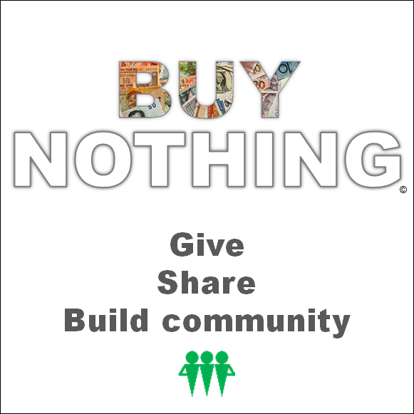 BuyNothingProject