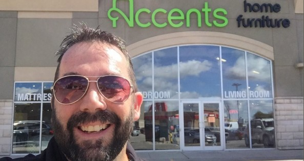 Accents giveaway