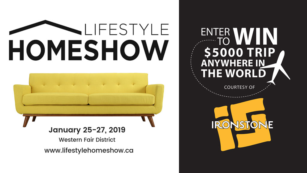Win a $5,000 Vacation at the Lifestyle Home Show - JACK 102 3