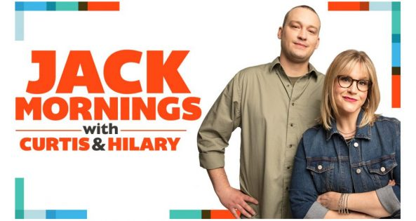 JACK Mornings with Curtis and Hilary