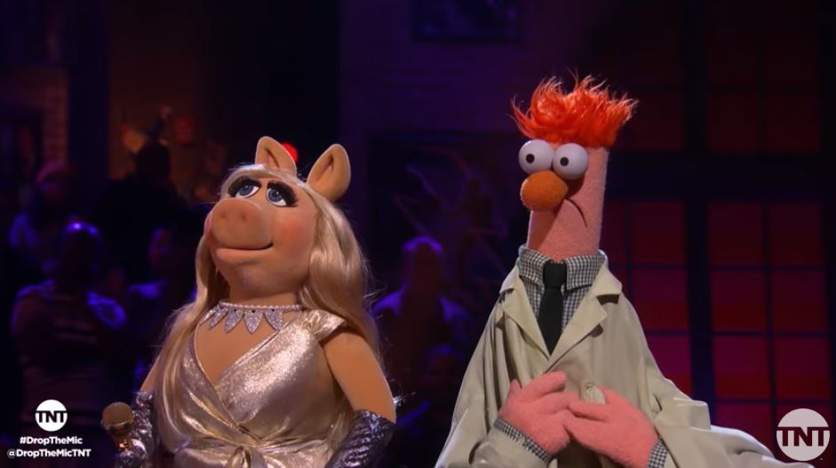 A hilarious rap battle with the Muppets! - JACK 102 3