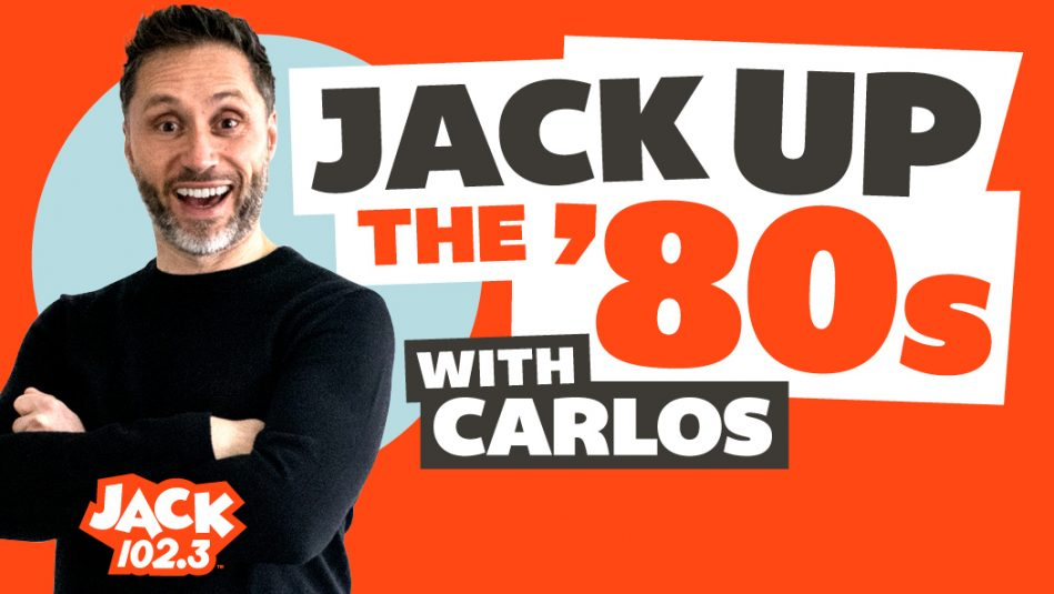 JACK Up The '80s with Carlos